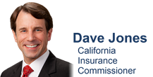 Dave Jones - California department of insurance