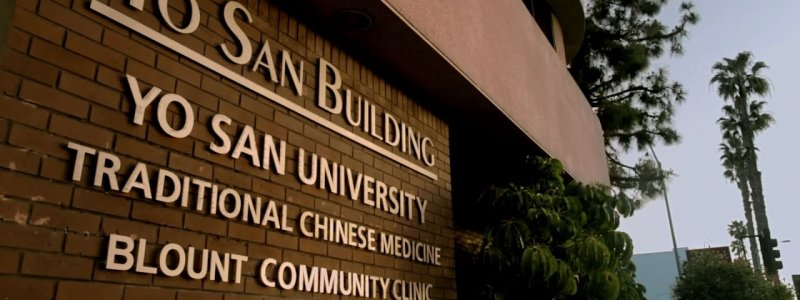 Yo San University of Traditional Chinese Medicine